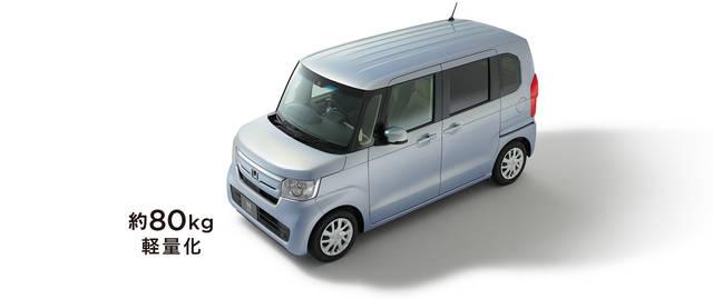 新型N-BOX 先行情報サイト|N-BOX|Honda (13113)