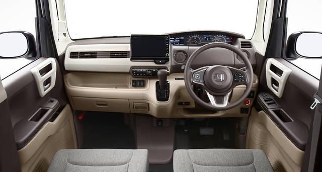 新型N-BOX 先行情報サイト N-BOX Honda (13125)