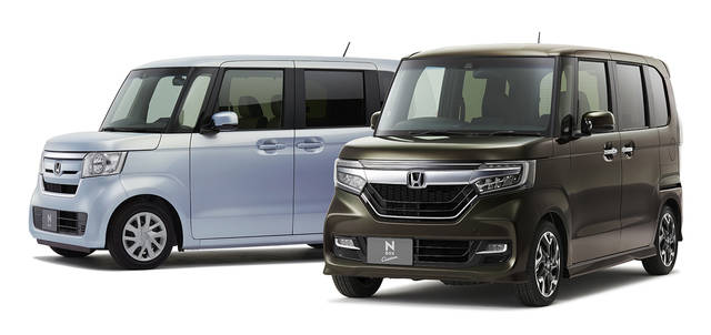 新型N-BOX 先行情報サイト N-BOX Honda (13130)