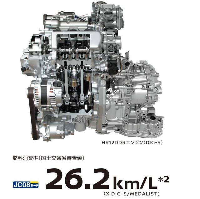 日産:ノート [ NOTE ] 電気自動車 (e-POWER) | 走行性能 (13248)