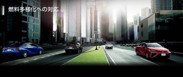 トヨタ | トヨタの考える環境技術 (13402)