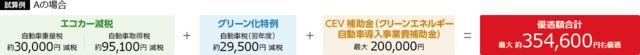 トヨタ プリウスPHV | エコカー減税対象グレード | トヨタ自動車WEBサイト (13465)
