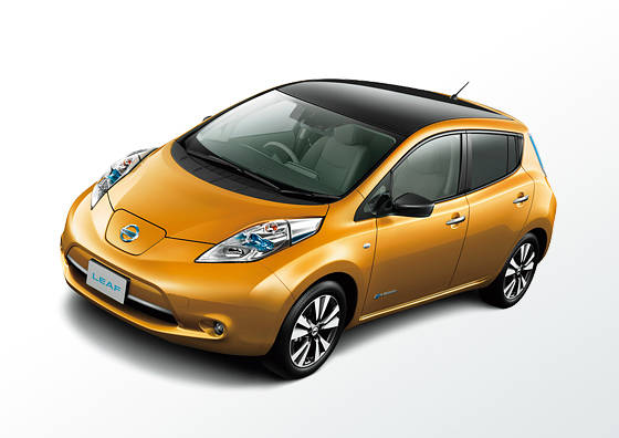 エコカー:日産リーフ | LEAF | エコカー減税対象車:日産 (13482)