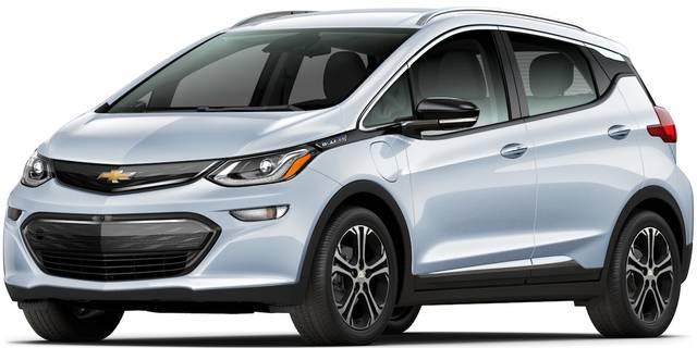 2017 Bolt EV: All-Electric Vehicle | Chevrolet (13730)