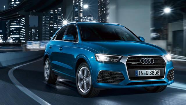 Audi Q3 / Audi Premium SUV Lineup (14196)