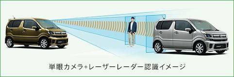 ワゴンR 安全装備 | スズキ (14385)