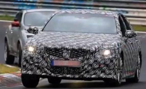 All New 2019 Toyota Crown Next Generation Prototype - YouTube (14796)