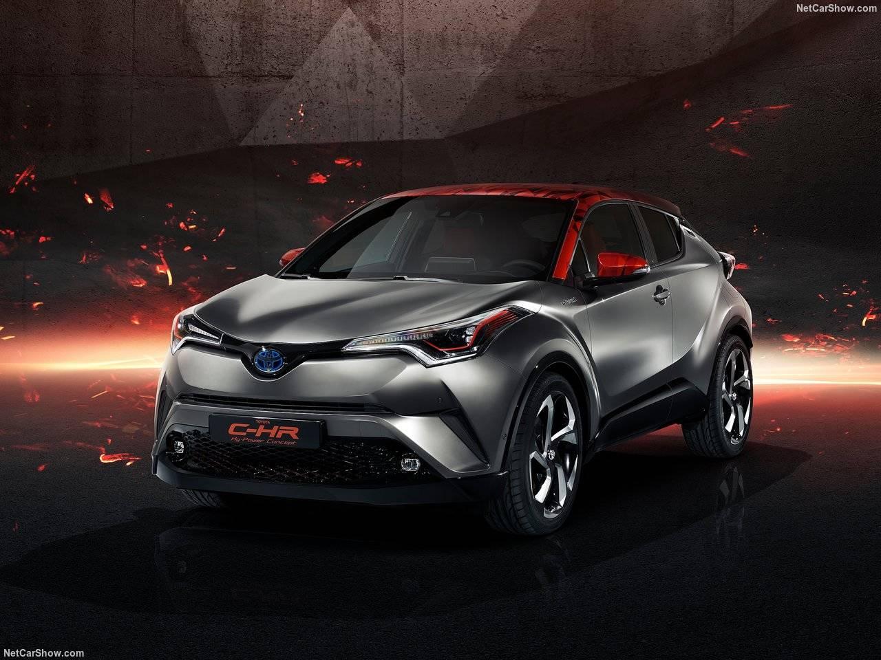 トヨタC-HR Hy-Power 2018年初頭に発売か?