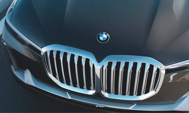 BMW X7 Concept iPerformance - Concept Vehicle - BMW USA (15069)