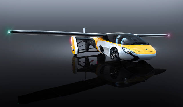 Flying Car | AeroMobil: Flying Car (16033)