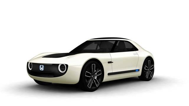 Honda Sports EV Concept   出展車両   第45回東京モーターショー2017   Honda (17484)