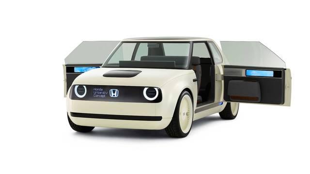 Honda Urban EV Concept   出展車両   第45回東京モーターショー2017   Honda (17500)