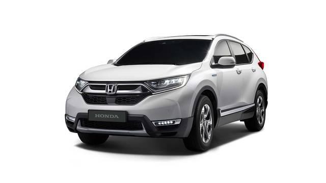 CR-V   出展車両   第45回東京モーターショー2017   Honda (17508)