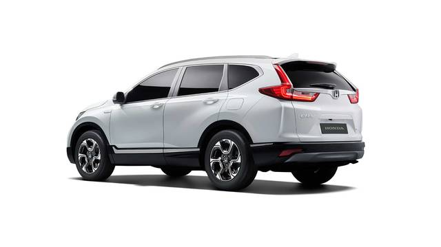 CR-V | 出展車両 | 第45回東京モーターショー2017 | Honda (17516)