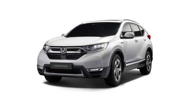 CR-V | 出展車両 | 第45回東京モーターショー2017 | Honda (17531)