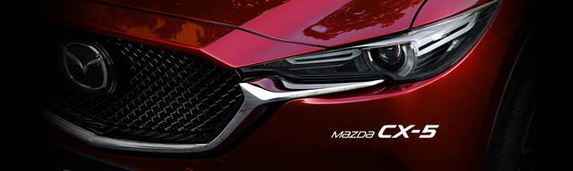 【MAZDA】CX-5|クロスオーバー SUV – マツダ (17992)