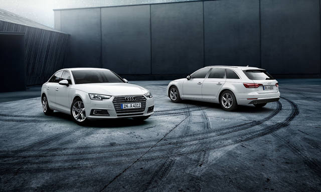 Audi A4 / A4 Avantのモデル設定と装備を一部変更 | Audi Japan Press Center - アウディ (18543)