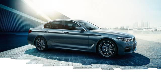 BMW 5シリーズ セダン:デザイン (18856)