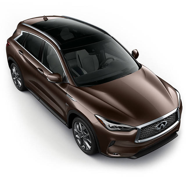 2019 INFINITI QX50 | Luxury Crossover| INFINITI USA (19874)