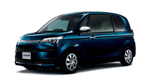 TOYOTA、ポルテならびにスペイドを一部改良するとともに特別仕様車を設定 | TOYOTA | トヨタグローバルニュースルーム (20096)