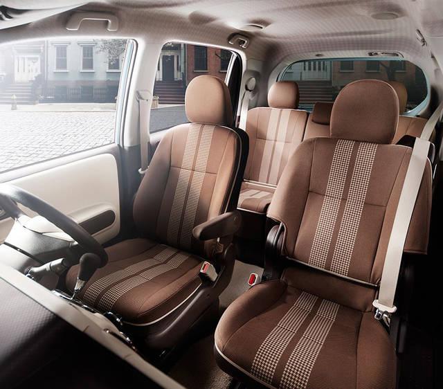 TOYOTA、ポルテならびにスペイドを一部改良するとともに特別仕様車を設定 | TOYOTA | トヨタグローバルニュースルーム (20100)