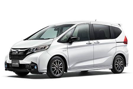 Honda | 「FREED Modulo X」を発売 (20223)