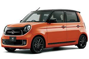 Honda | 軽自動車「N-ONE」をマイナーモデルチェンジして発売 (20465)