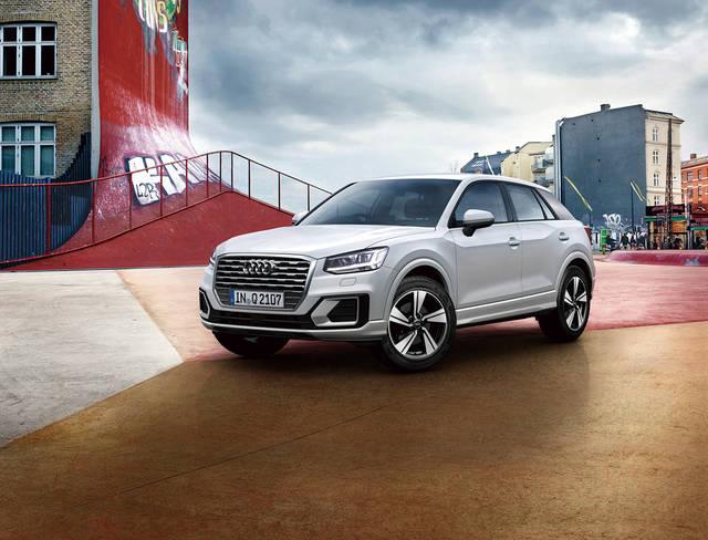 限定モデルAudi Q2 #touring limited(ツーリング リミテッド)を発売 | Audi Japan Press Center - アウディ (20481)
