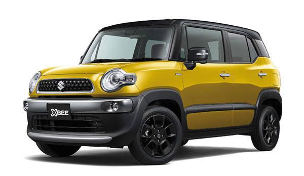 スズキ、小型乗用車 新型「クロスビー」を発売|スズキ (20692)