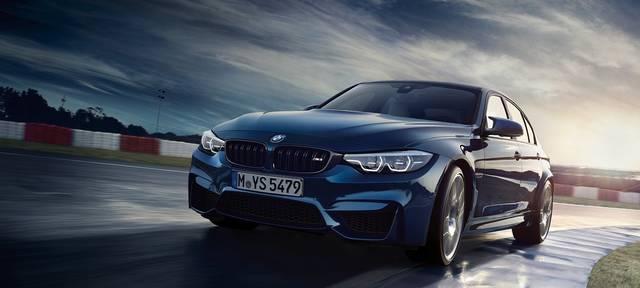 BMW M3 セダン:イントロダクション (20697)