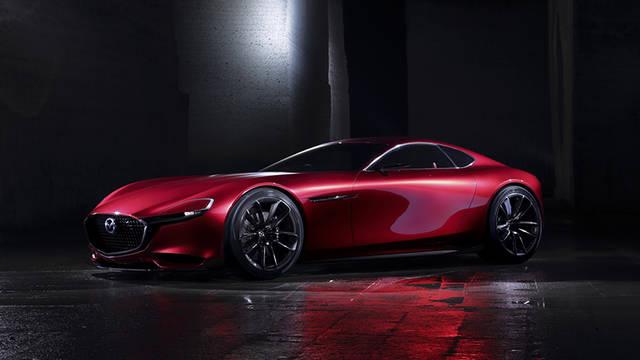 【MAZDA】ロータリースポーツコンセプト|展示車両・技術|第44回東京モーターショー2015 (21125)
