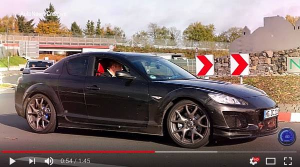 All-New 2019 Mazda RX-9 Test Mule Spied For The First Time - YouTube (21134)