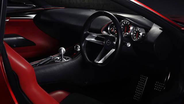 【MAZDA】ロータリースポーツコンセプト|展示車両・技術|第44回東京モーターショー2015 (21137)