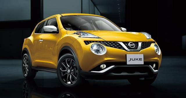 日産:ジューク [ JUKE ] コンパクトカー Webカタログ トップ (21377)