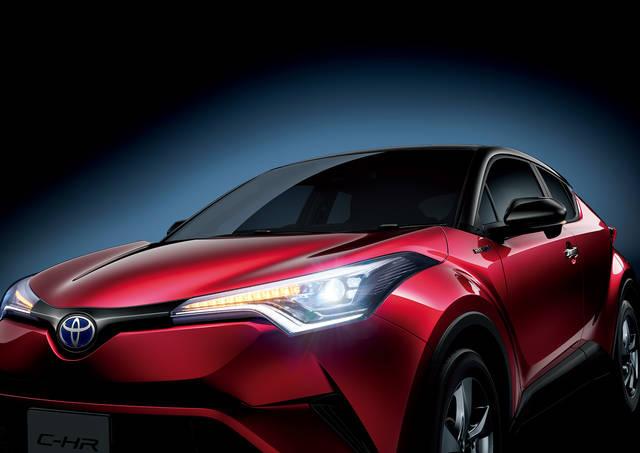 TOYOTA、C-HRが2017年SUV新車販売台数第1位を獲得 | TOYOTA | トヨタグローバルニュースルーム (21536)