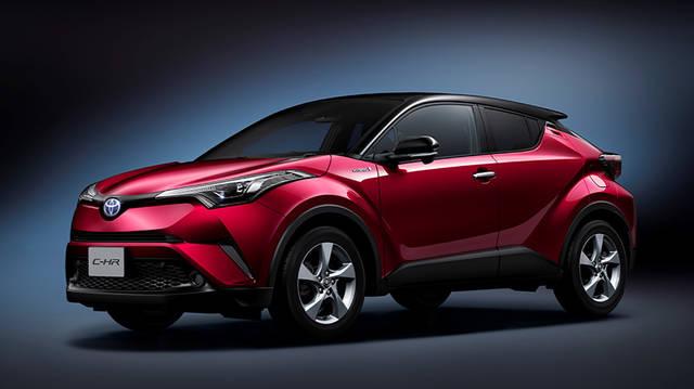 TOYOTA、C-HRが2017年SUV新車販売台数第1位を獲得 | TOYOTA | トヨタグローバルニュースルーム (21608)