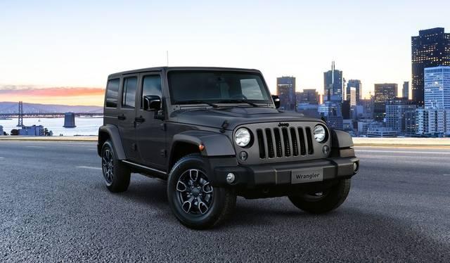 「Jeep® Wrangler Unlimited Altitude」を発売  | FCAジャパン株式会社 (21706)