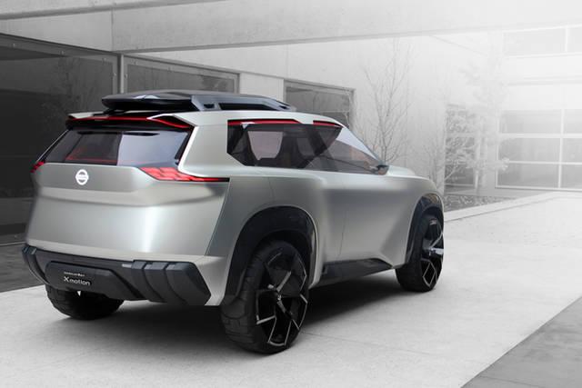 日産自動車、2018年北米国際自動車ショーでコンセプトカー「Xmotion」を世界初公開 - 日産自動車ニュースルーム (21793)
