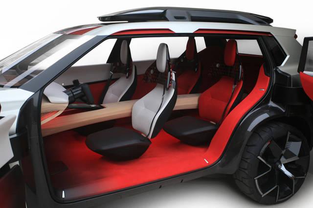 日産自動車、2018年北米国際自動車ショーでコンセプトカー「Xmotion」を世界初公開 - 日産自動車ニュースルーム (21799)