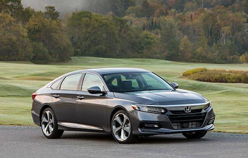 Honda | 北米向け「ACCORD(アコード)」が「2018 North American Car of the Year」を受賞 (21976)