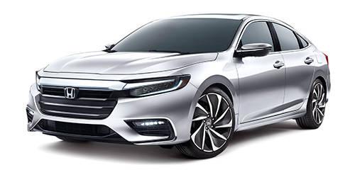 Honda   2018年北米国際自動車ショーで新型ハイブリッド「INSIGHT(インサイト)」プロトタイプを世界初披露 (21990)