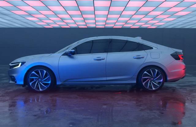 Honda | 2018年北米国際自動車ショーで新型ハイブリッド「INSIGHT(インサイト)」プロトタイプを世界初披露 (22035)
