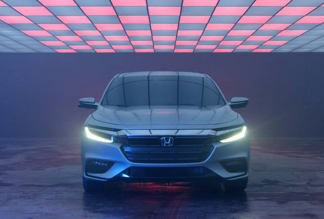 Honda | 2018年北米国際自動車ショーで新型ハイブリッド「INSIGHT(インサイト)」プロトタイプを世界初披露 (22038)