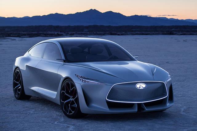 インフィニティ、2021年より電動化へ - 日産自動車ニュースルーム (22057)