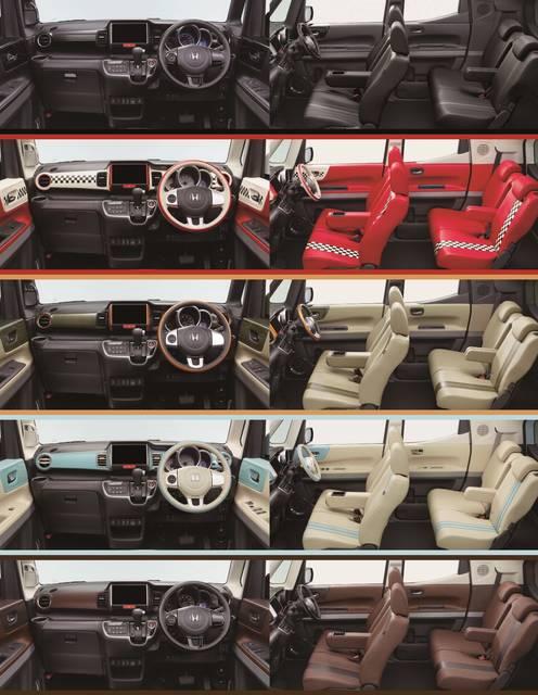 Honda | 「N-BOX SLASH」をマイナーモデルチェンジし発売 (22137)
