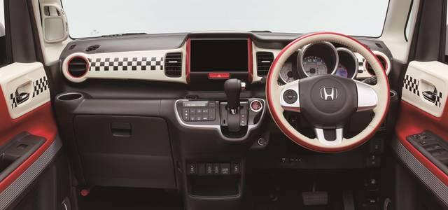 Honda | 「N-BOX SLASH」をマイナーモデルチェンジし発売 (22140)