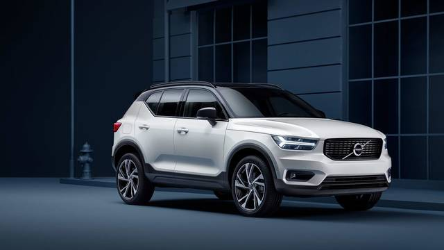 XC40 | Volvo Cars (22587)