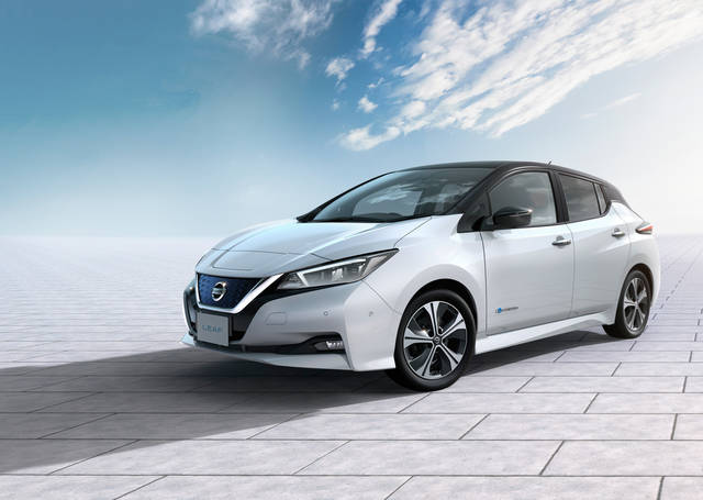 Nissan and Shikoku Electric join forces to promote electric cars - Global Newsroom (23224)