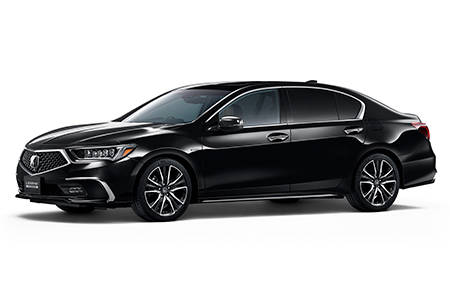 Honda | 「LEGEND」をマイナーモデルチェンジして発売 (23298)