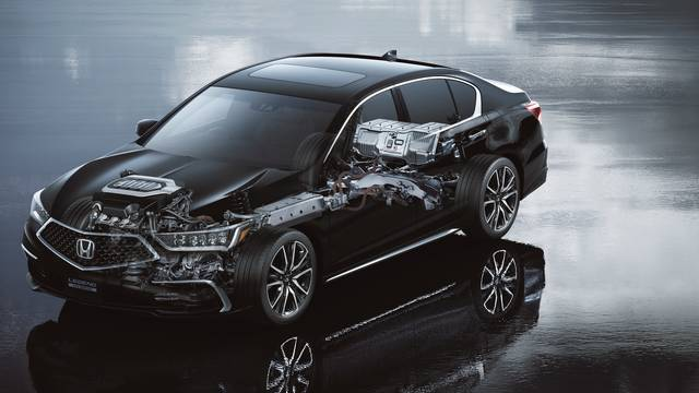 Honda Media Website|4輪製品リリース『「LEGEND」をマイナーモデルチェンジして発売』 (23320)